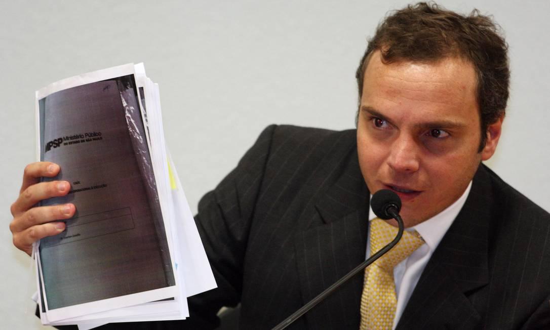 STF homologa delação premiada de Lúcio Funaro