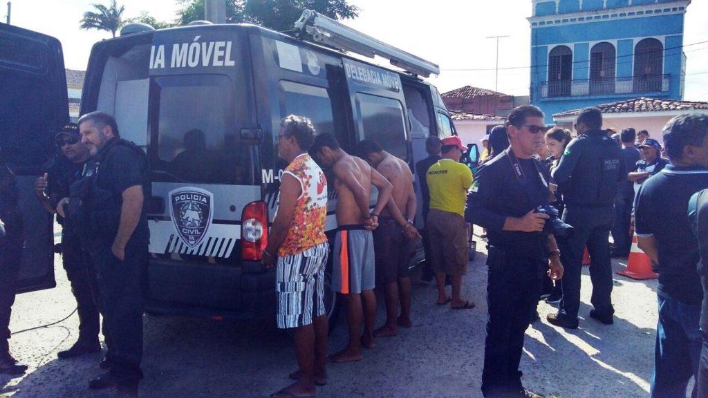 Sexta fase da Operação Arecê cumpre 21 mandados em São José do Mipibu
