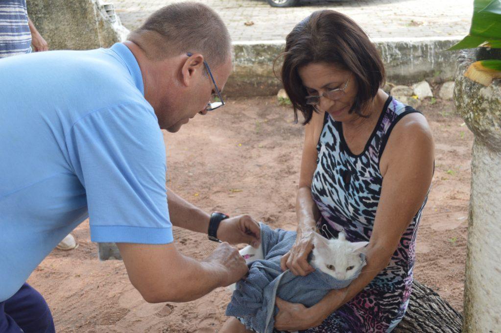 """Natal realiza """"Dia D"""" da vacina antirrábica no dia 7 de outubro"""