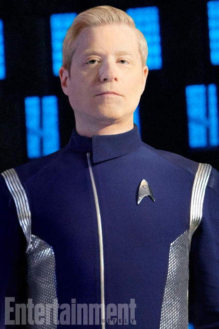 Anthony Rapp Star Trek Discovery