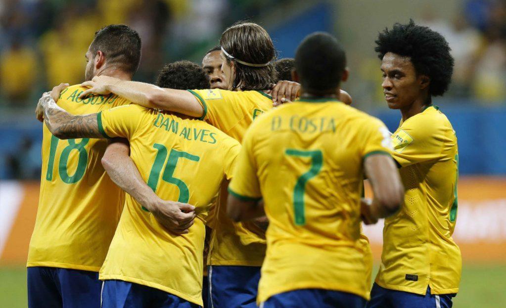 Brasil e Alemanha são os favoritos para a Copa do Mundo 2018