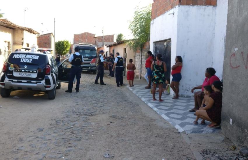 Chacina em Fortaleza: quatro jovens foram mortos