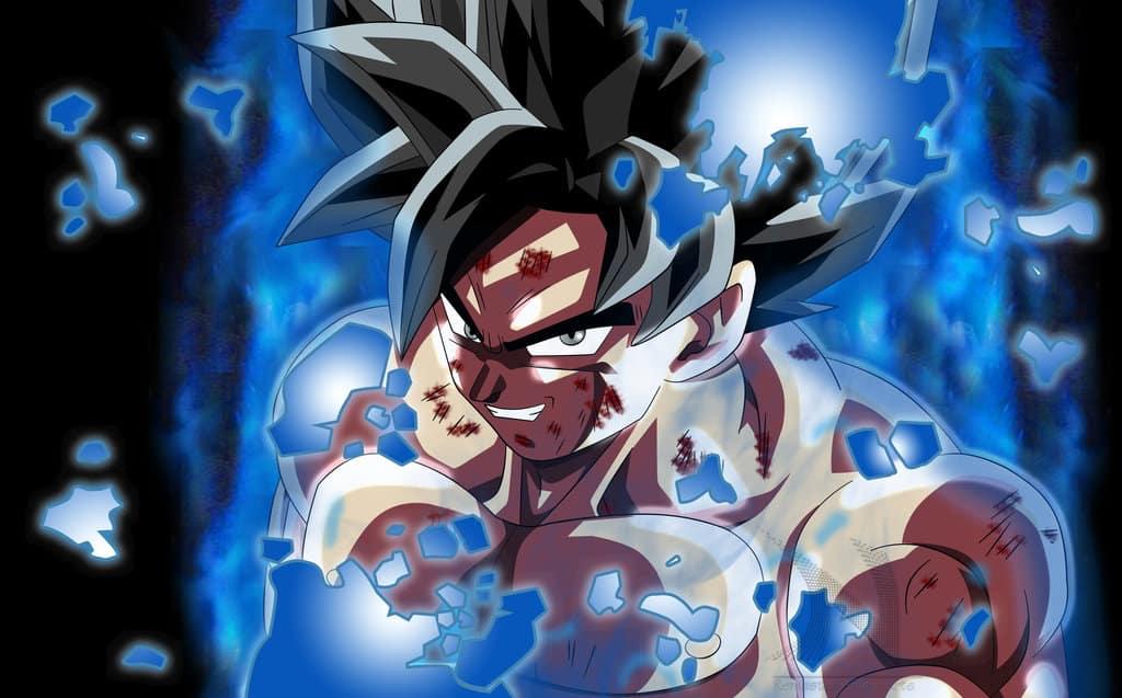 goku limit breaker dragon ball super