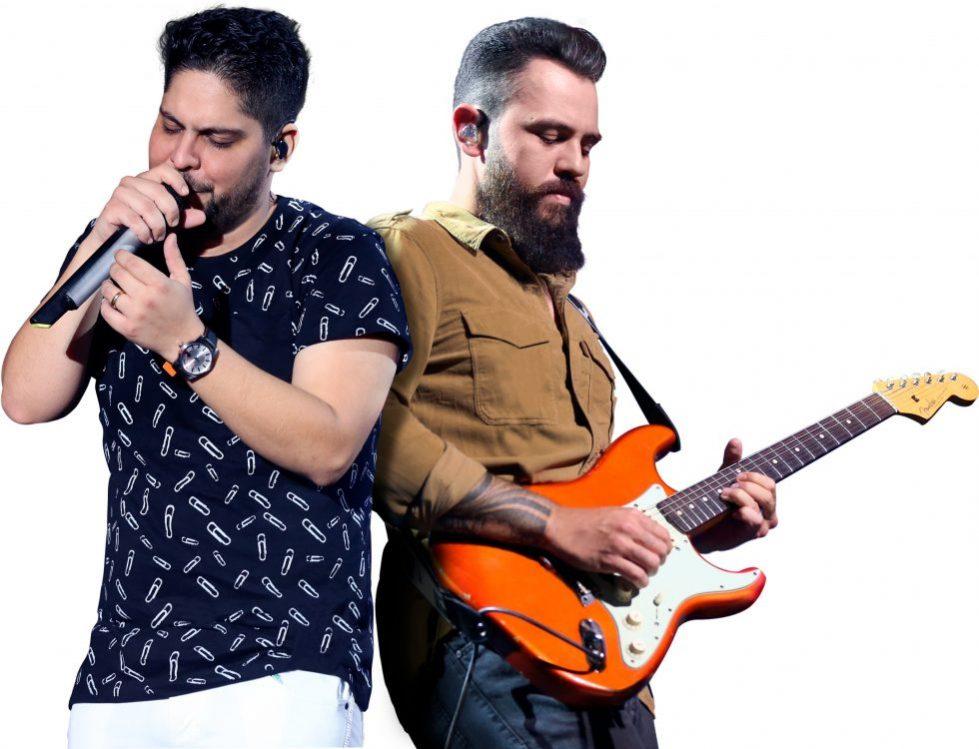 Jorge & Mateus música contrato