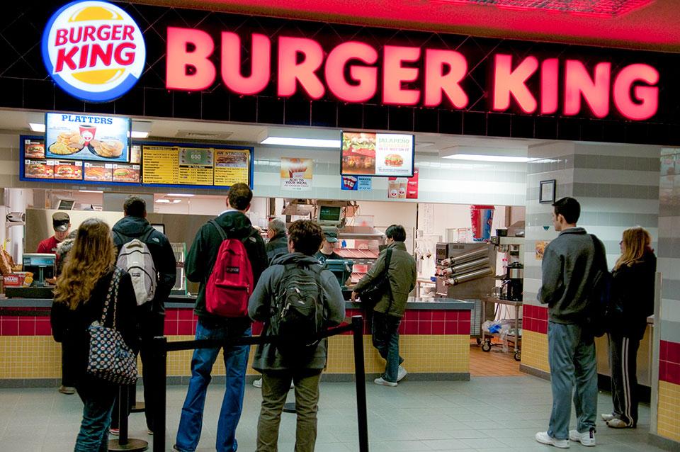 Sundae Bacon? No Burger King é possível