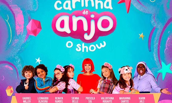 """""""Carinha de Anjo – O Show"""" já tem data marcada para estrear em Natal"""