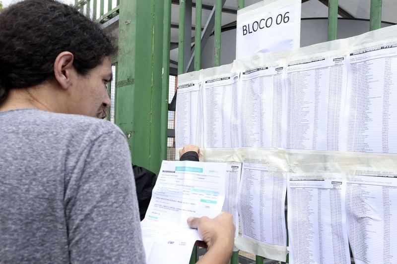 Enem 2017: mais de 44 mil candidatos do Rio Grande do Norte faltaram no 1º dia de provas