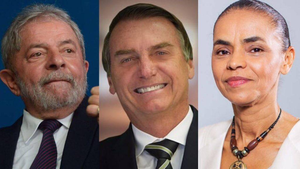 CNT/MDA: em pesquisa estimulada, Lula surge com 37,3% e Bolsonaro com 18,3%