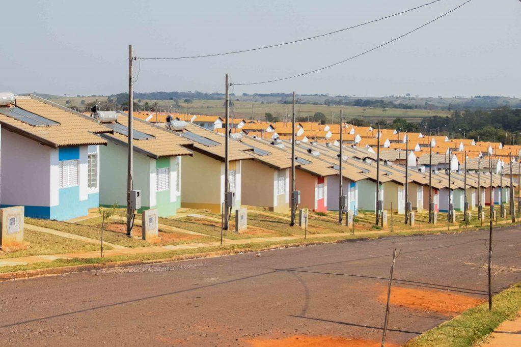 """""""Minha Casa, Minha Vida"""" representa 70% do mercado imobiliário"""