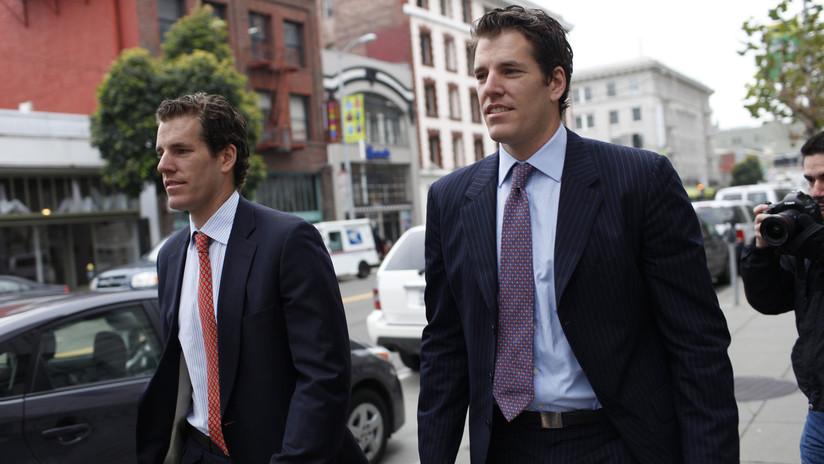 Gêmeos podem ser os primeiros bilionários do mundo por causa do bitcoin