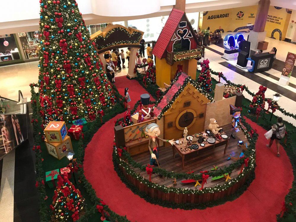 oficina do geppeto natal shopping
