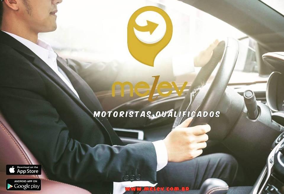 Conheça o Melev, aplicativo concorrente do Uber e do 99 Pop em Natal