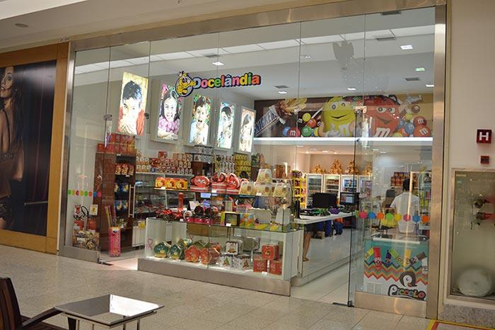docelândia do Midway Mall