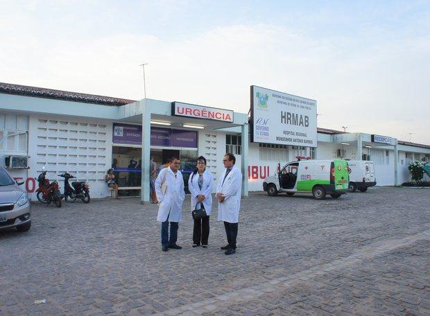Hospital regional de São José de Mipibu terá 10 novos leitos de UTI