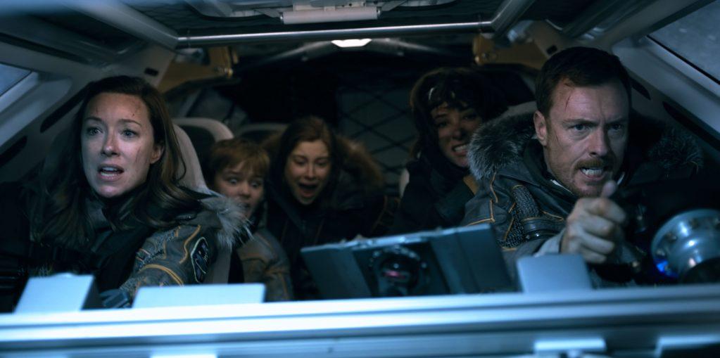 Netflix divulga teaser e primeiras imagens de Perdidos no Espaço