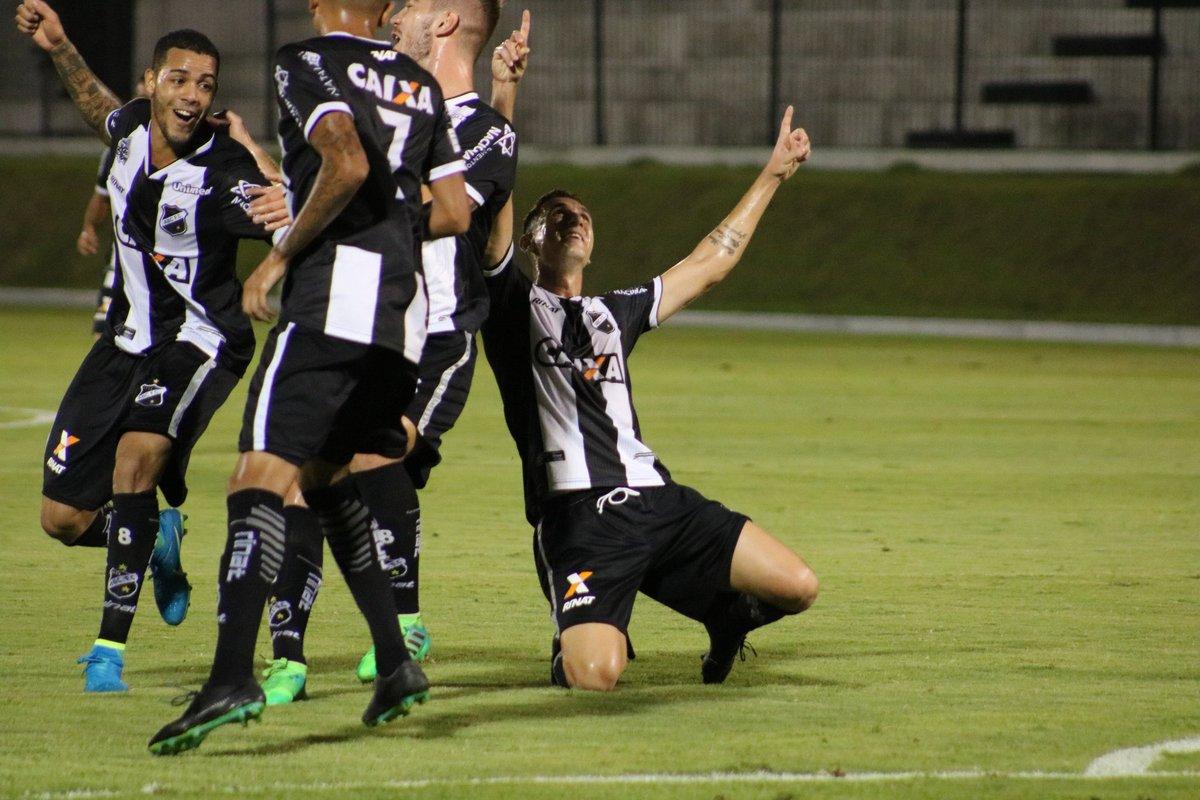 ABC vence o Baraúnas e segue invicto no returno do Campeonato Potiguar