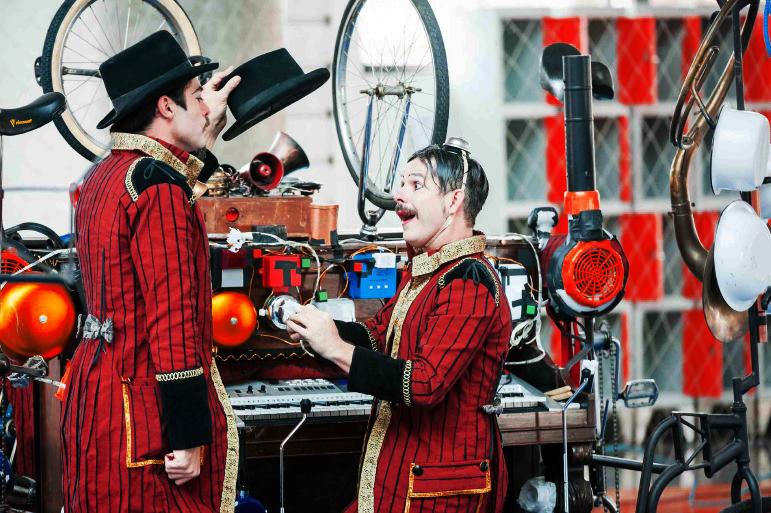 Espetáculo circense agita o Parque das Dunas no domingo