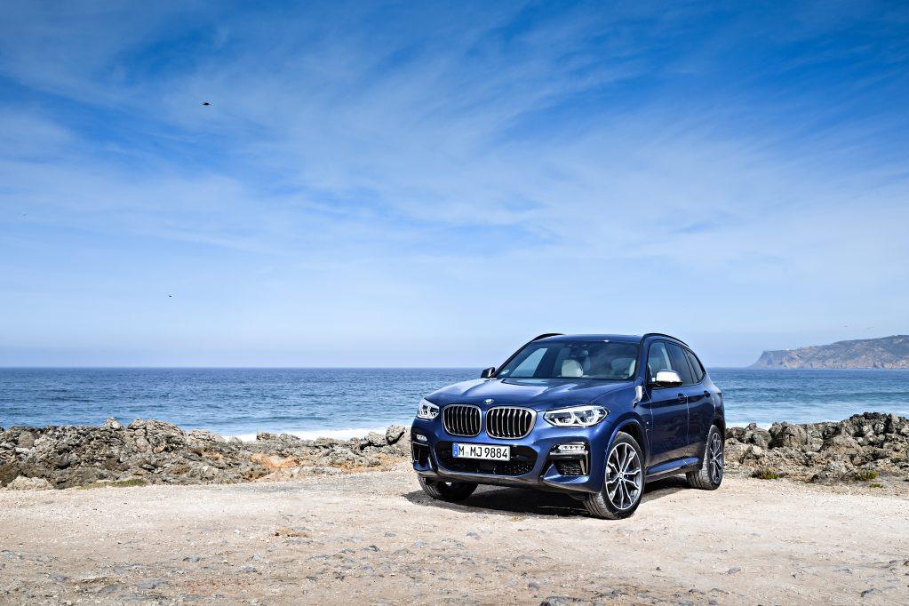 Novo BMW X3