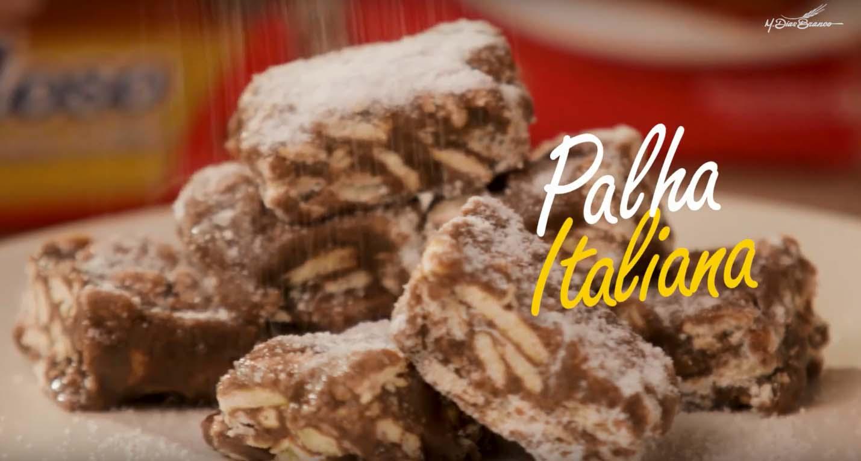 Adoce sua Páscoa com uma sobremesa deliciosa e econômica: a Palha Italiana