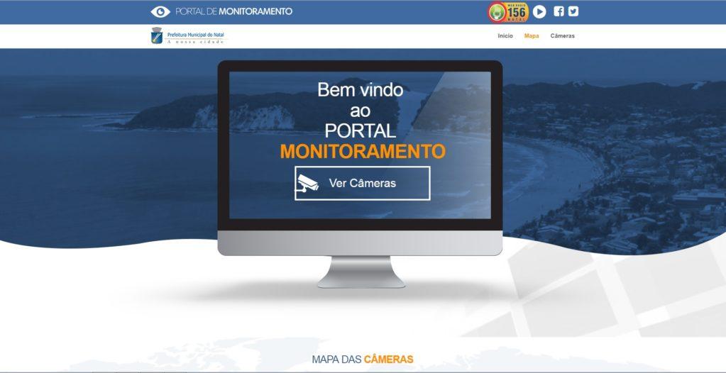 Prefeitura lança aplicativo que permite acesso às câmeras da STTU
