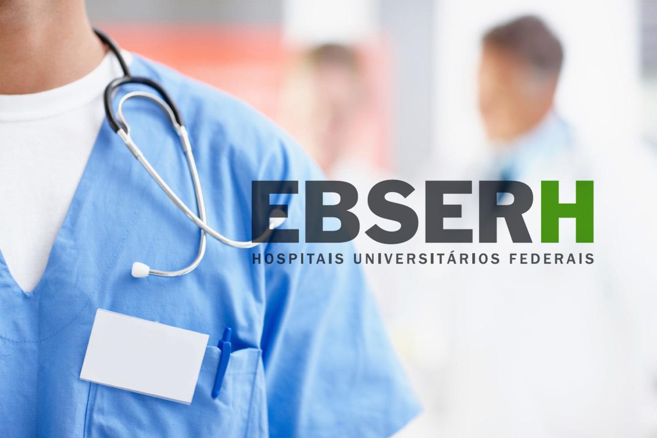 Rede Ebserh divulga editais de concurso público; há 64 vagas para o RN
