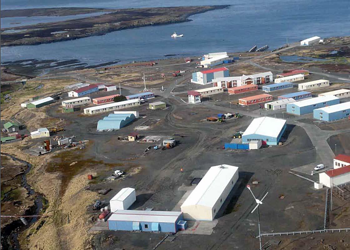 Poluição por metais pesados atinge um dos locais mais isolados do planeta