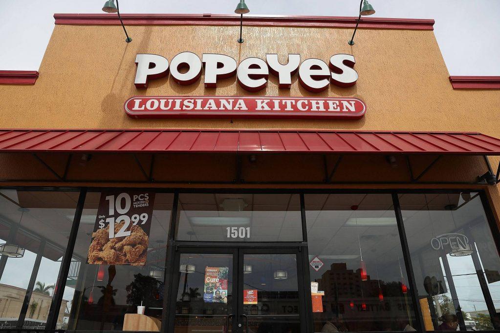 Burger King traz a rede Popeyes para o Brasil