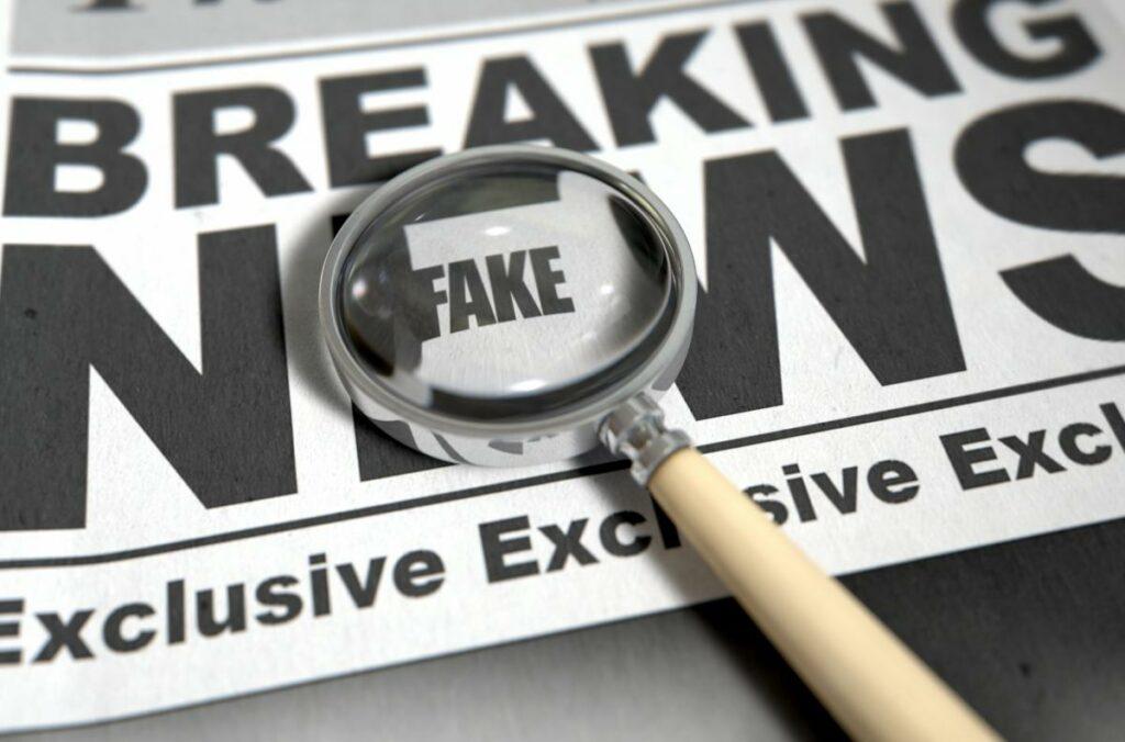 perfila das Fake News
