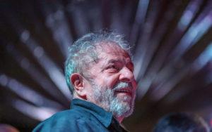 Lula preso 2018