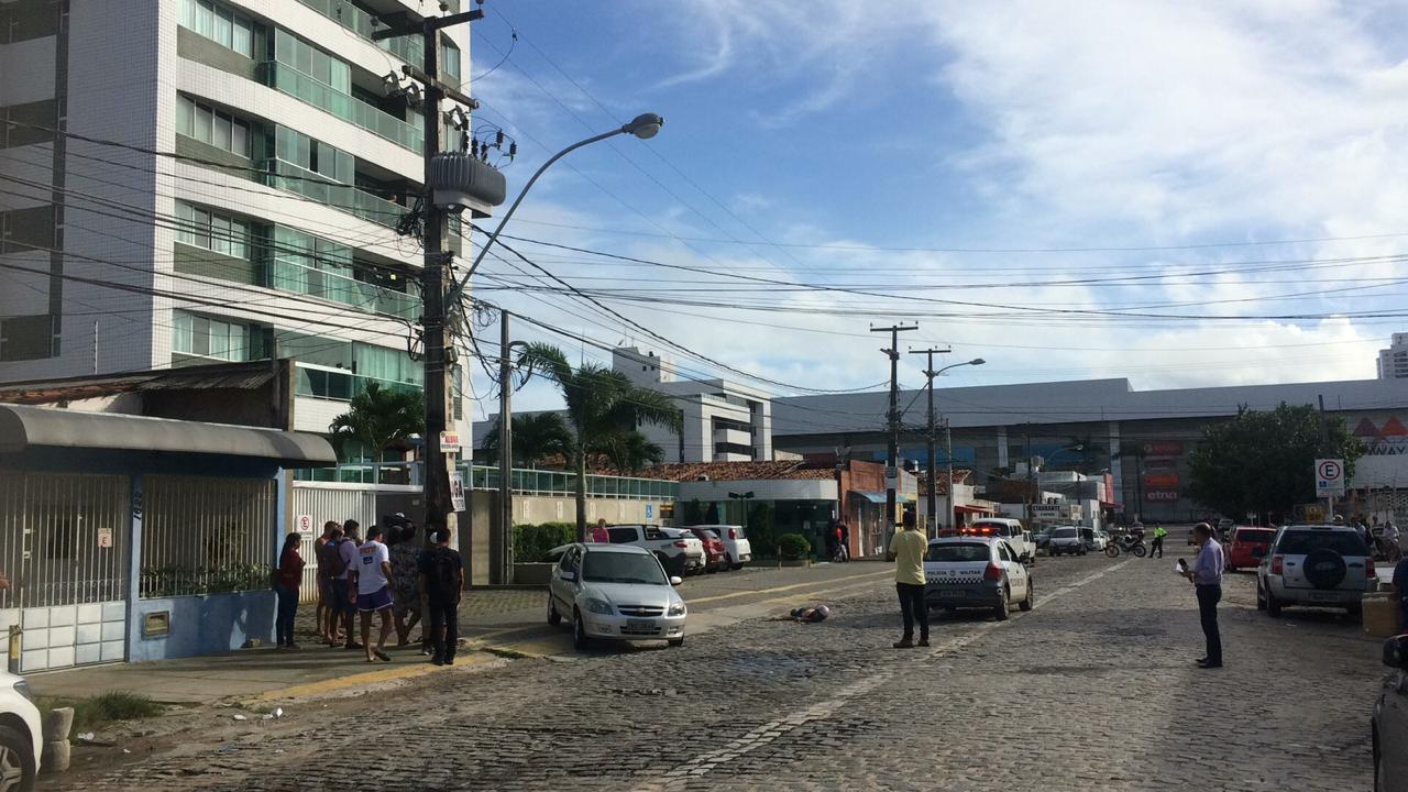 PM reage a assalto e mata bandido na Zona Sul de Natal