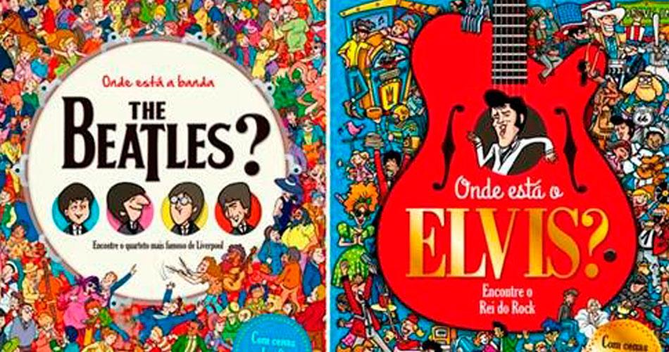"""Coleção """"Onde está?"""" apresenta duas das maiores referências da música do século XX"""