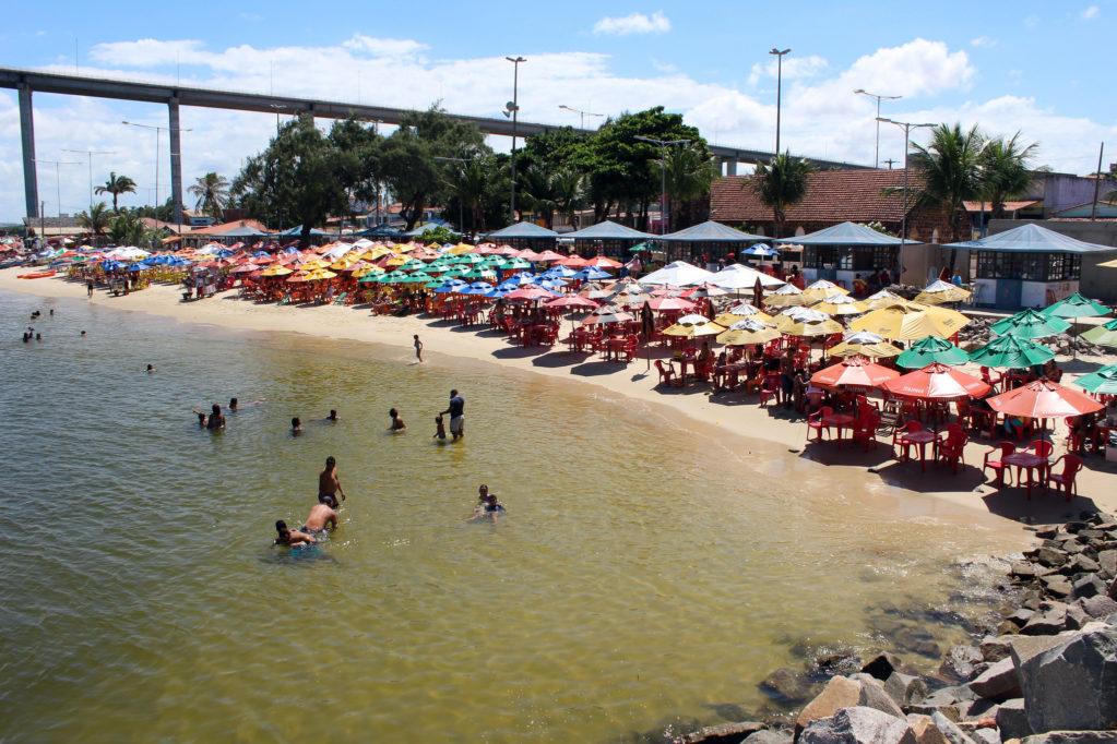 praia da redinha zona norte de natal