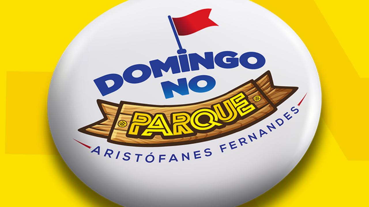 Domingo no Parque estreia neste final de semana no Aristófanes Fernandes