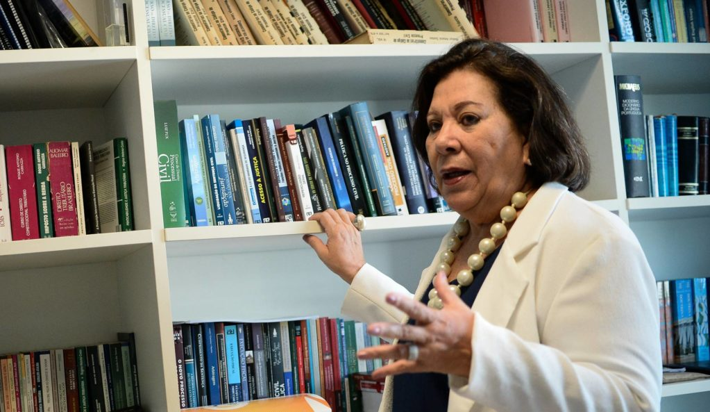 Ex-Ministra do STJ Eliana Calmon palestrará sobre a Lava Jato em Natal