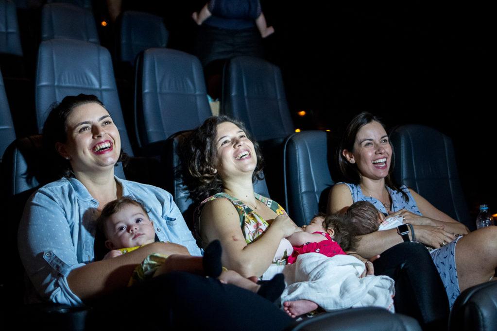 Natal terá sessão especial de Deadpool 2 para as mamães cine materna