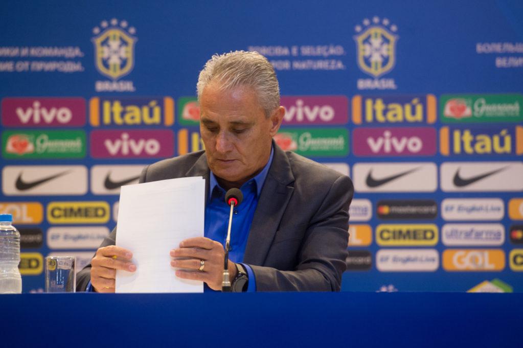 Seleção Brasileira é convocada para Copa do Mundo