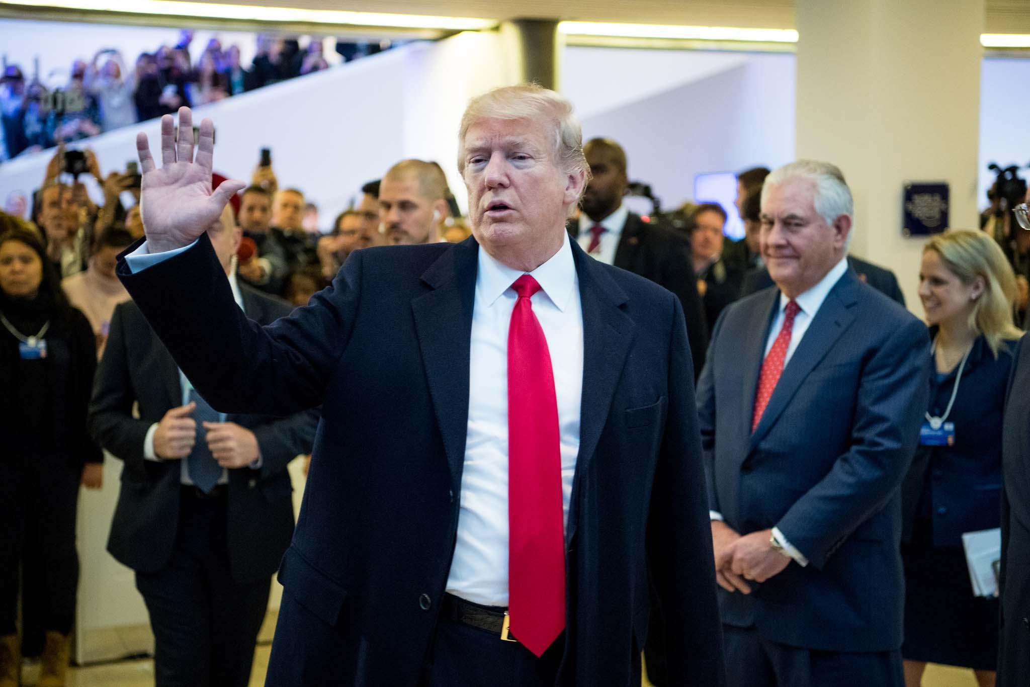 Trump promete proteção se Kim desnuclearizar Coreia do Norte