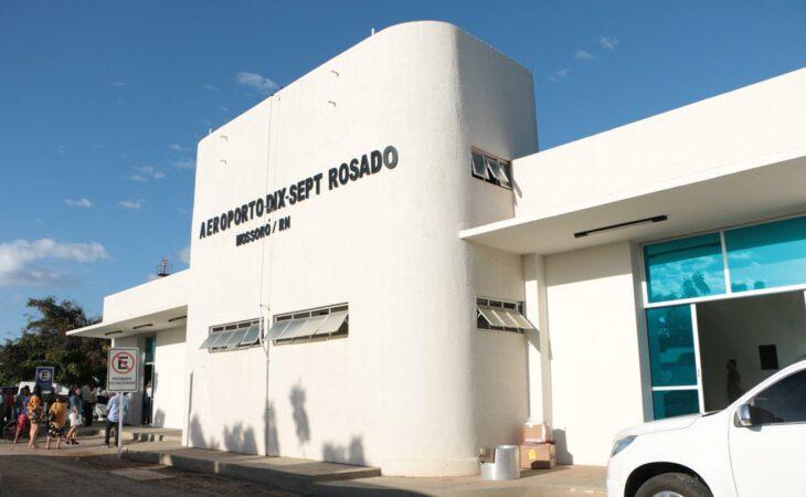 ANAC libera operação de voos no aeroporto de Mossoró