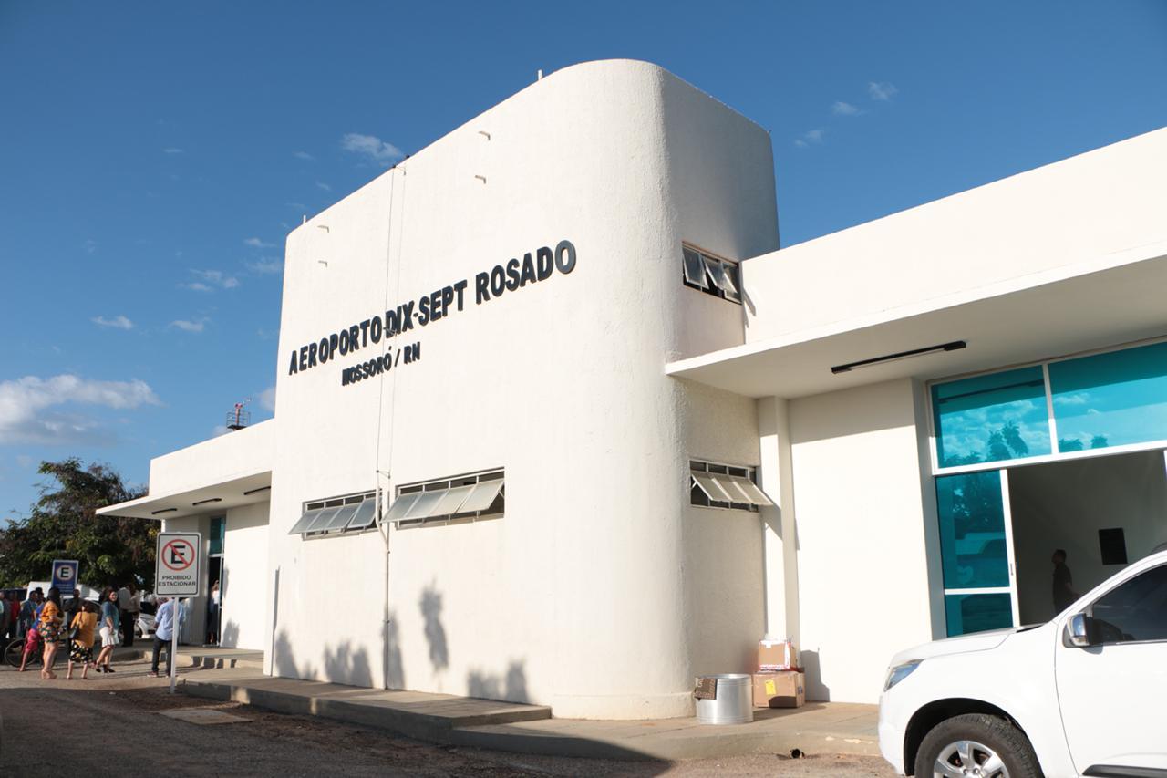 Aeroporto de Mossoró vai operar em horário noturno