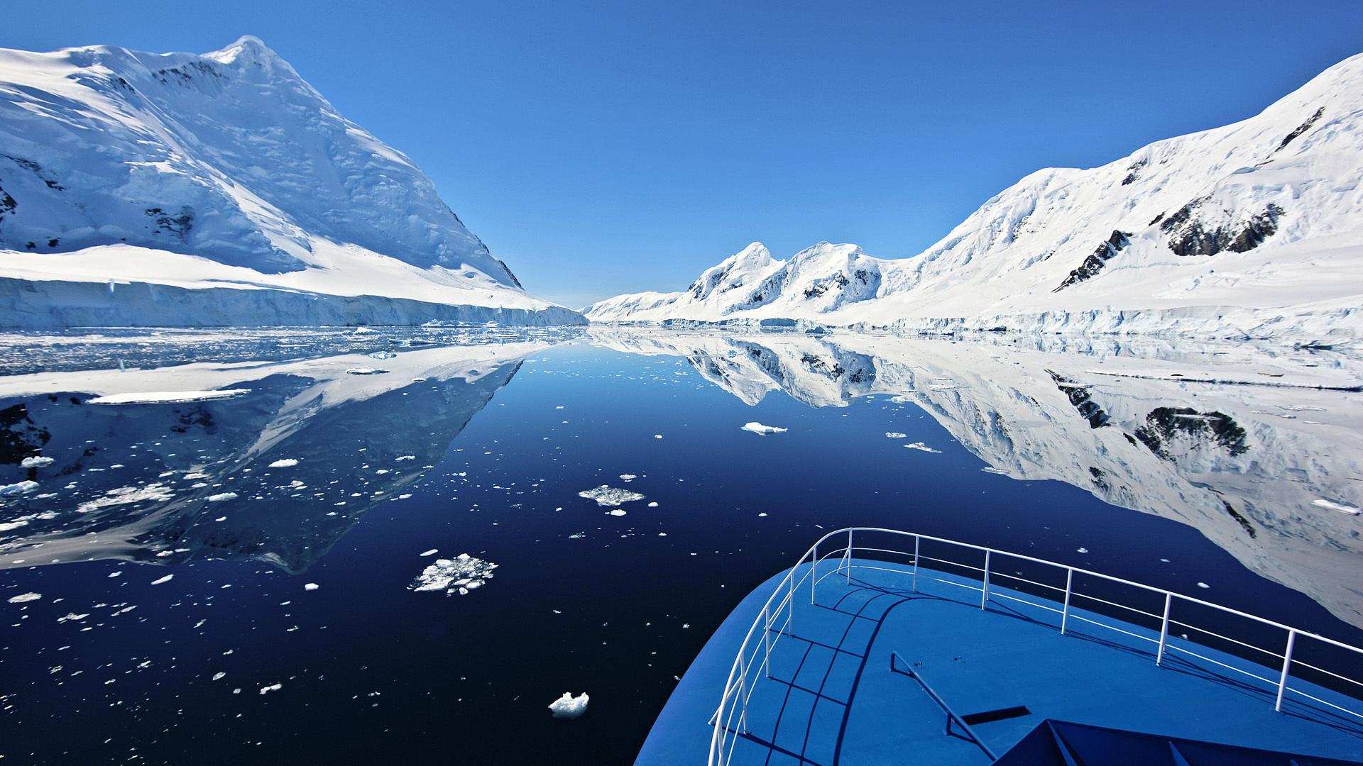 Antártida perdeu 3 trilhões de toneladas de gelo em 25 anos
