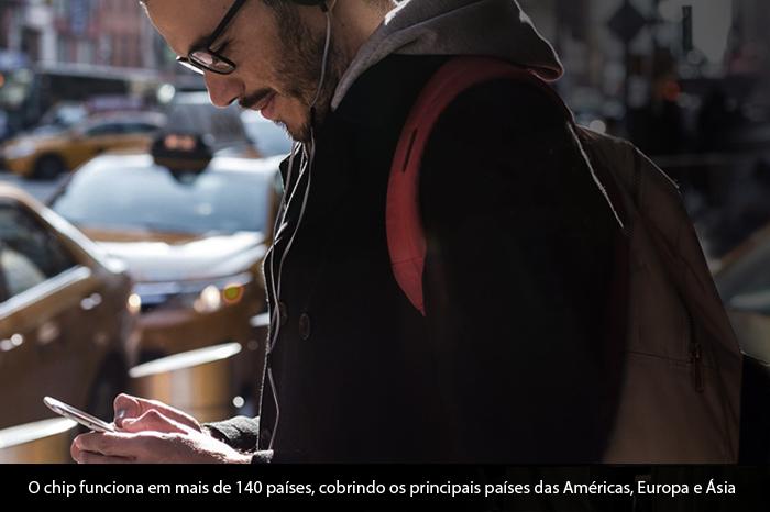 Cartões Elo oferecem chip de celular para uso internacional