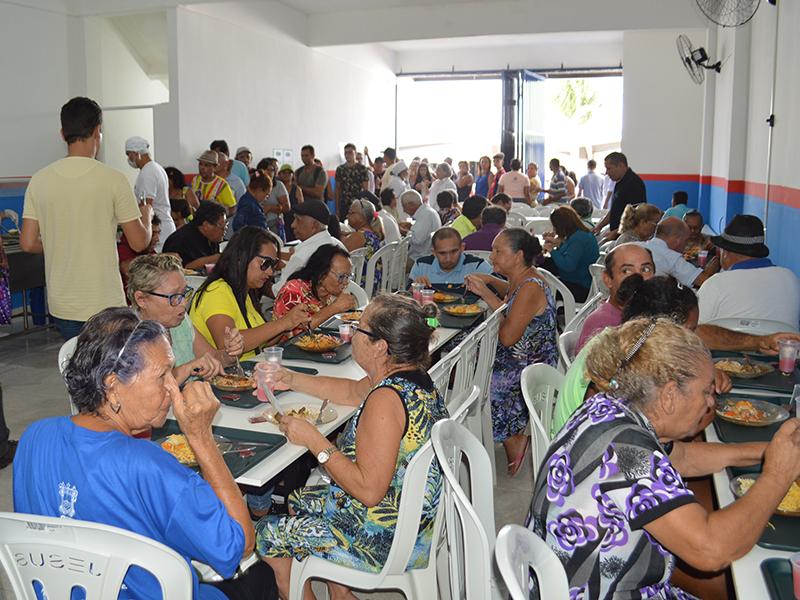 Ceará-Mirim recebe segunda unidade do Restaurante Popular