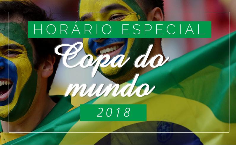 Comércio de Natal funciona em horário diferenciado nos jogos do Brasil na Copa do Mundo