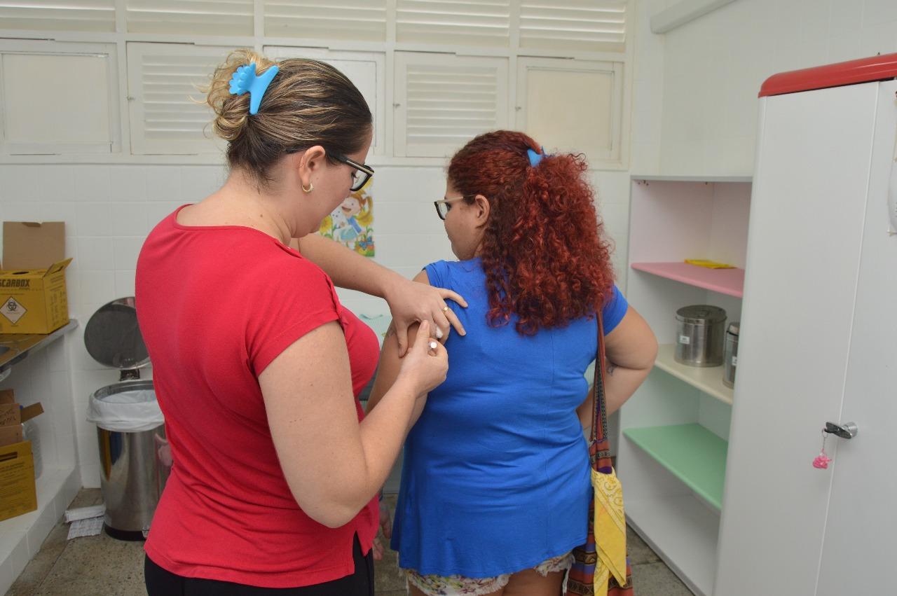 Grupos prioritários ainda podem se vacinar contra influenza em Natal