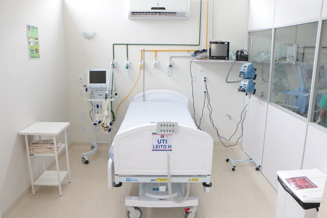 Hospital Regional de Pau dos Ferros ganha novos leitos de UTI e serviço de ortopedia