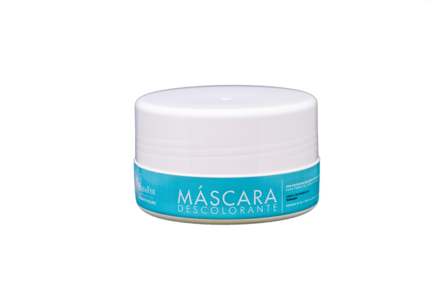 elisafer cosmetics mascara descolorante