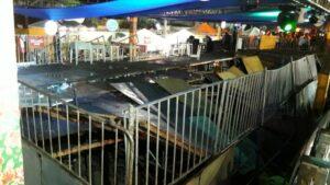 Mossoró Cidade Junina parte de camarote desaba durante show de Xand Avião