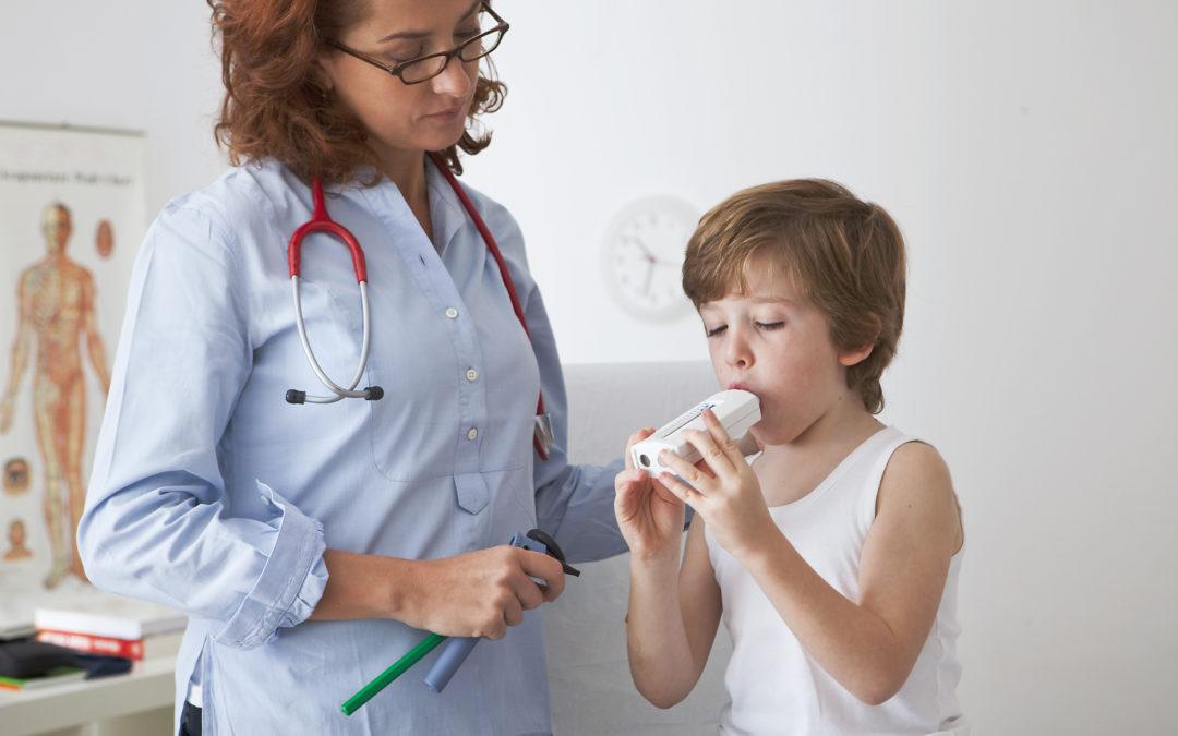 UFRN oferece avaliação gratuita da função pulmonar em crianças