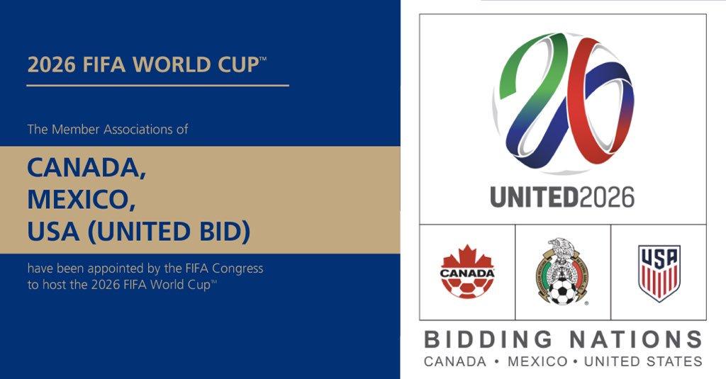 copa do mundo de 2026 méxico canadá e EUA