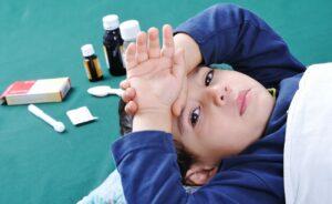 meningite em criança sintomas